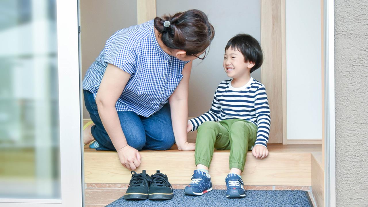 「また来たいね」親子の笑顔とともに明るい未来へ歩んでいく